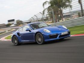 Ver foto 10 de Porsche 911 Turbo Coupe 991 2016