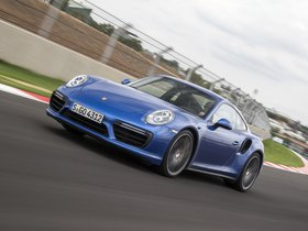 Ver foto 9 de Porsche 911 Turbo Coupe 991 2016