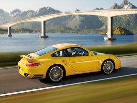 Ver foto 8 de Porsche 911 Turbo Coupe 997 2009