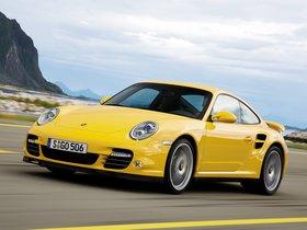 Ver foto 13 de Porsche 911 Turbo Coupe 997 2009
