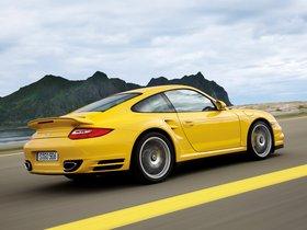 Ver foto 12 de Porsche 911 Turbo Coupe 997 2009
