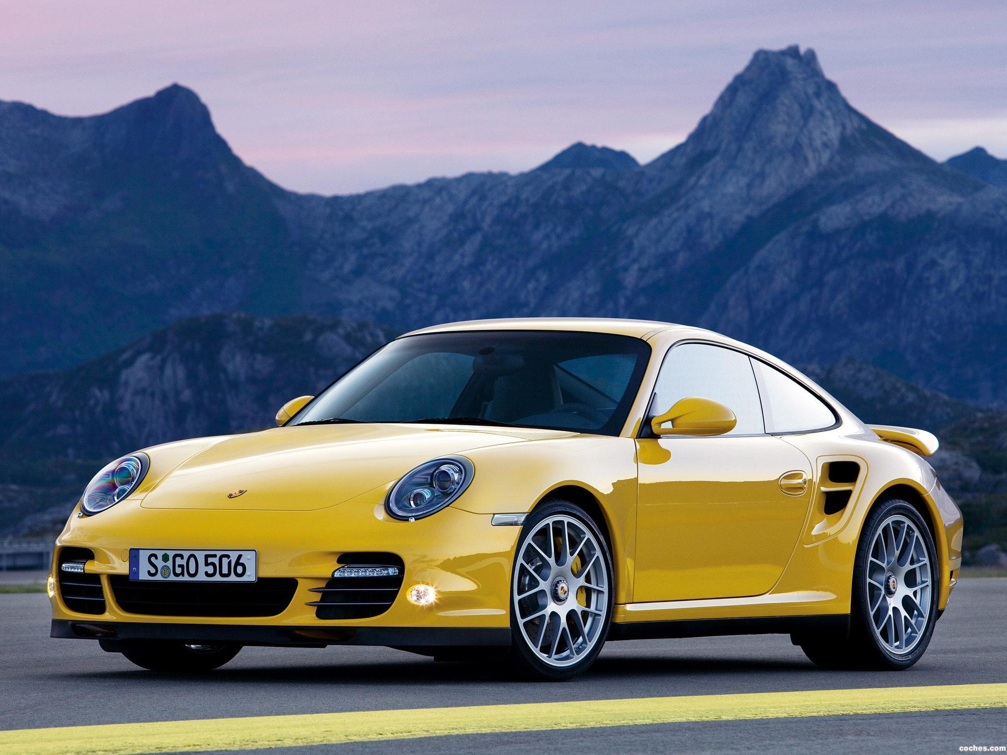 Foto 0 de Porsche 911 Turbo Coupe 997 2009
