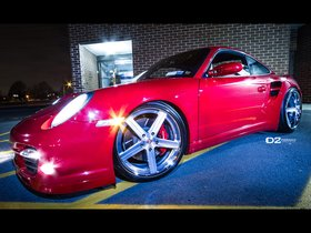 Ver foto 8 de Porsche 911 Turbo 997 D2Forged CV2 2012