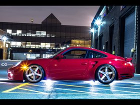 Ver foto 7 de Porsche 911 Turbo 997 D2Forged CV2 2012