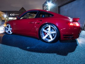 Ver foto 5 de Porsche 911 Turbo 997 D2Forged CV2 2012