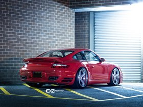 Ver foto 4 de Porsche 911 Turbo 997 D2Forged CV2 2012