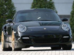 Ver foto 9 de Porsche 911 Turbo RST Roock 600 LM 2009