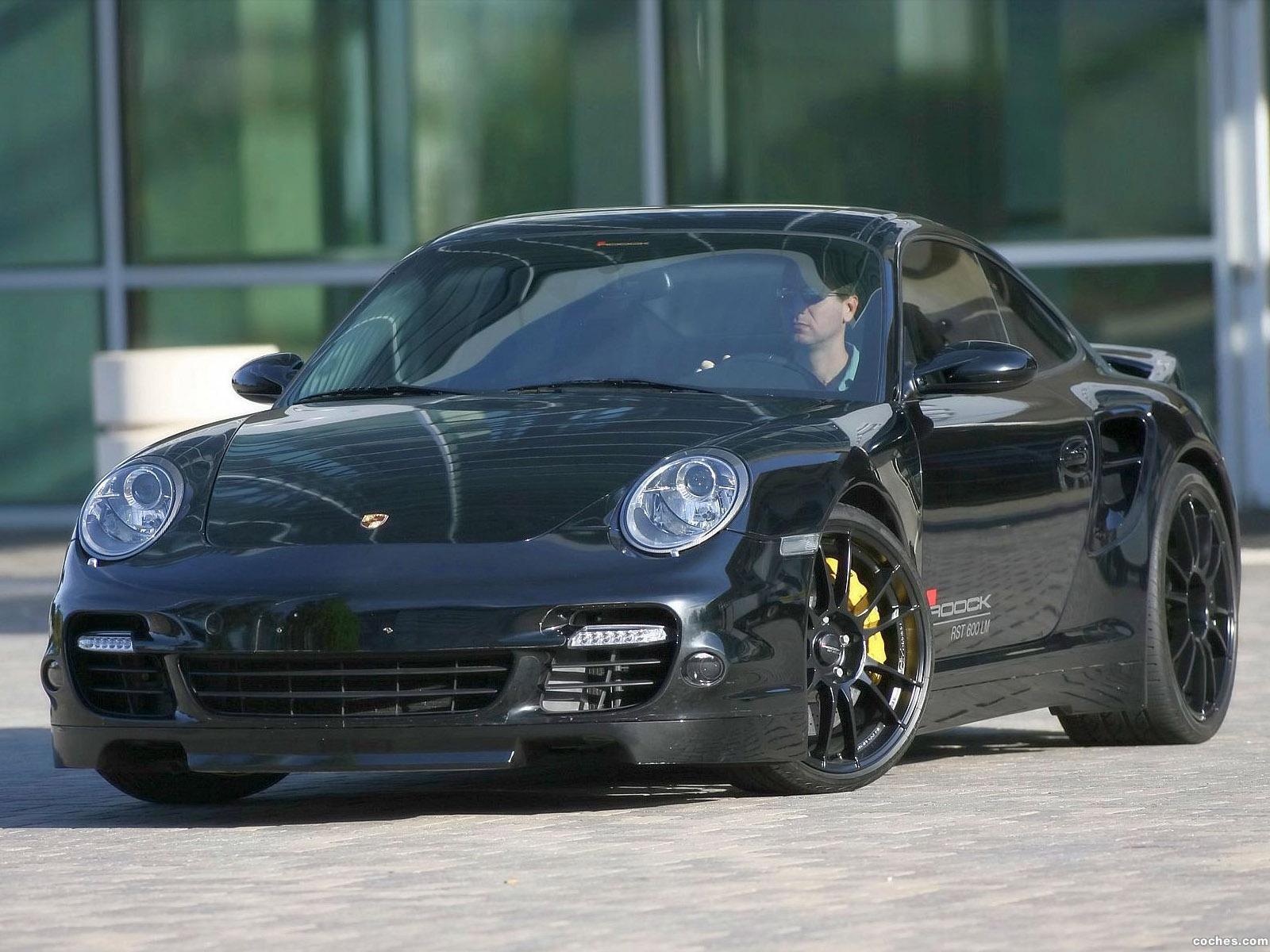 Foto 0 de Porsche 911 Turbo RST Roock 600 LM 2009