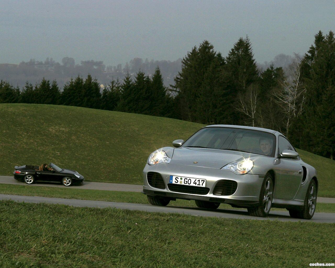 Foto 0 de Porsche 911 Turbo S 2003