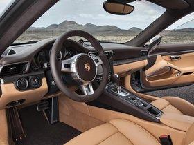 Ver foto 11 de Porsche 911 Turbo S 991 2013