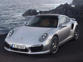 Ver foto 2 de Porsche 911 Turbo S 991 2013