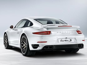 Ver foto 16 de Porsche 911 Turbo S 991 2013