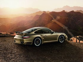 Ver foto 3 de Porsche 911 Turbo S 997 10 Aniversario en China 2011