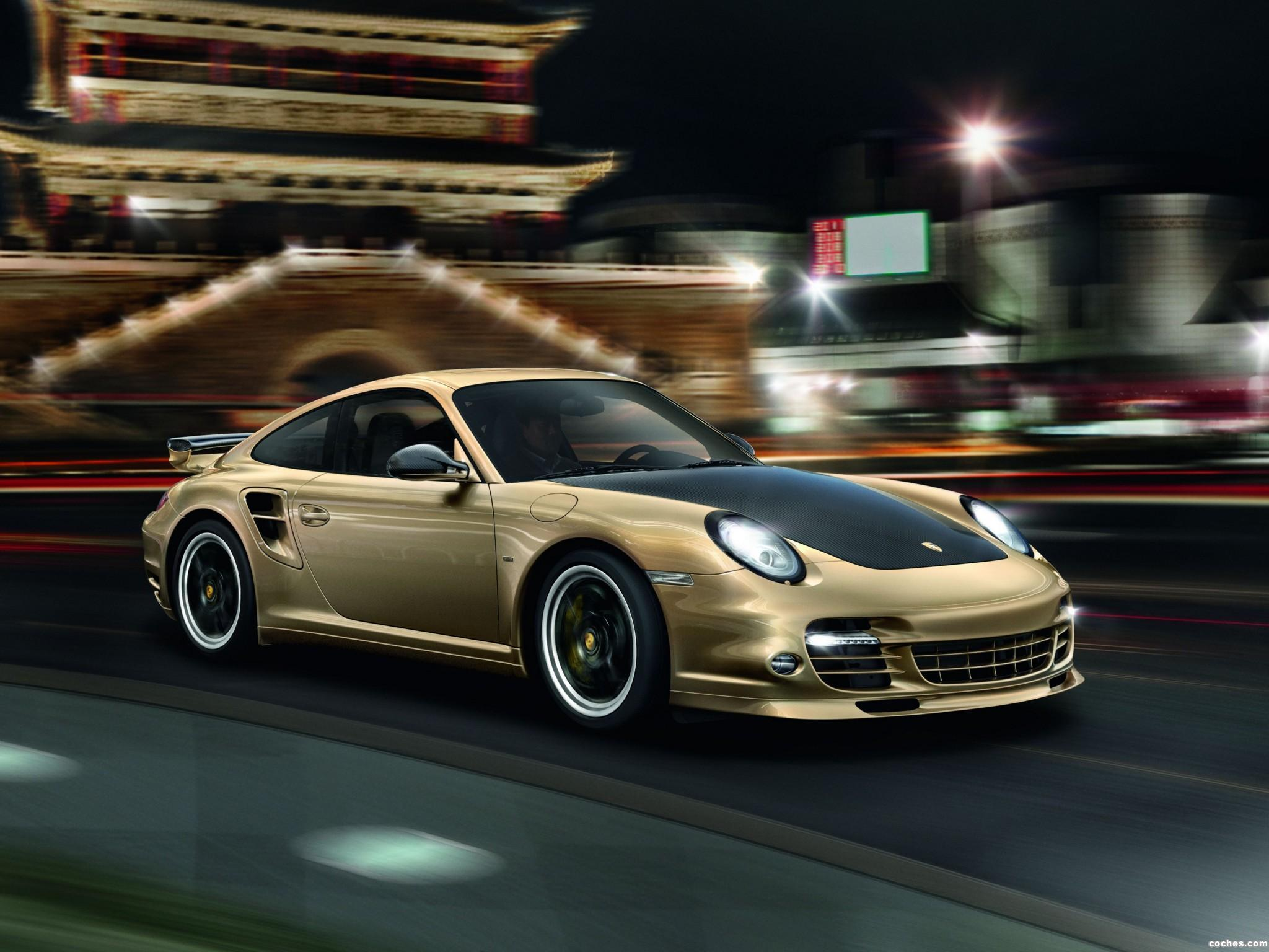 Foto 0 de Porsche 911 Turbo S 997 10 Aniversario en China 2011