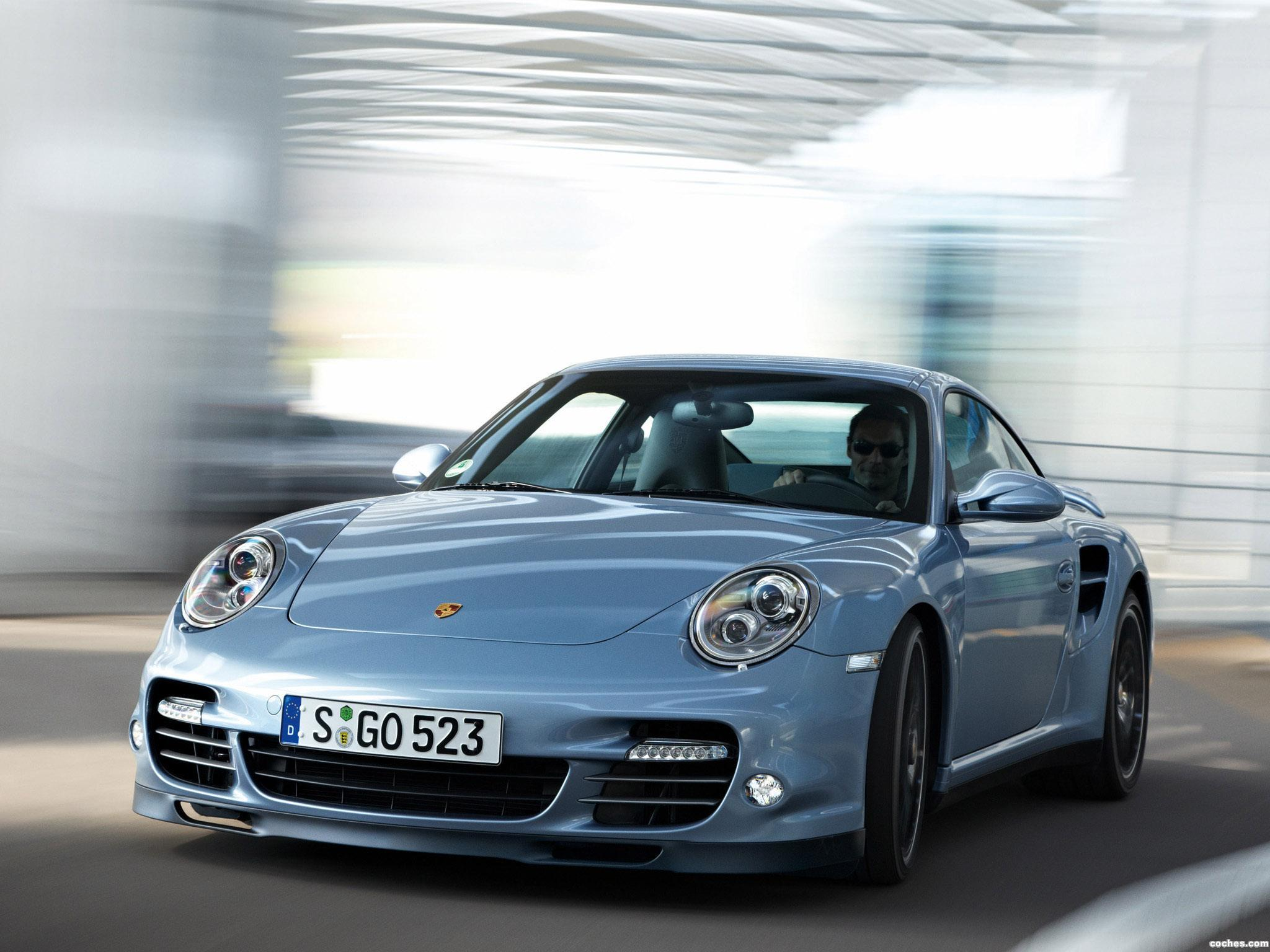 Foto 0 de Porsche 911 Turbo-S 997 2010