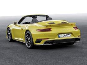 Ver foto 4 de Porsche 911 Turbo S Cabriolet 991 2016