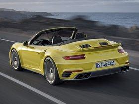 Ver foto 2 de Porsche 911 Turbo S Cabriolet 991 2016