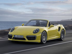 Ver foto 1 de Porsche 911 Turbo S Cabriolet 991 2016