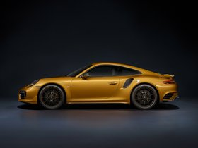 Ver foto 9 de Porsche  911 Turbo S Exclusive Series 991 2017
