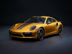 Ver foto 7 de Porsche  911 Turbo S Exclusive Series 991 2017