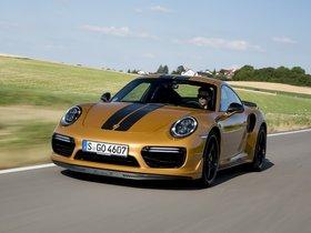 Ver foto 4 de Porsche  911 Turbo S Exclusive Series 991 2017