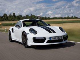 Ver foto 2 de Porsche  911 Turbo S Exclusive Series 991 2017