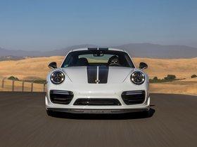 Ver foto 23 de Porsche  911 Turbo S Exclusive Series 991 2017