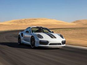 Ver foto 22 de Porsche  911 Turbo S Exclusive Series 991 2017