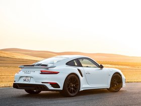 Ver foto 20 de Porsche  911 Turbo S Exclusive Series 991 2017