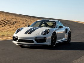 Ver foto 19 de Porsche  911 Turbo S Exclusive Series 991 2017