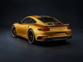 Ver foto 14 de Porsche  911 Turbo S Exclusive Series 991 2017