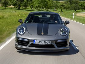 Ver foto 11 de Porsche  911 Turbo S Exclusive Series 991 2017