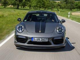 Ver foto 11 de Porsche  911 Turbo S Exclusive Series 991 2017