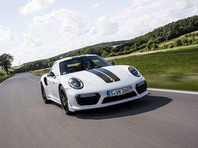 Ver foto 10 de Porsche  911 Turbo S Exclusive Series 991 2017