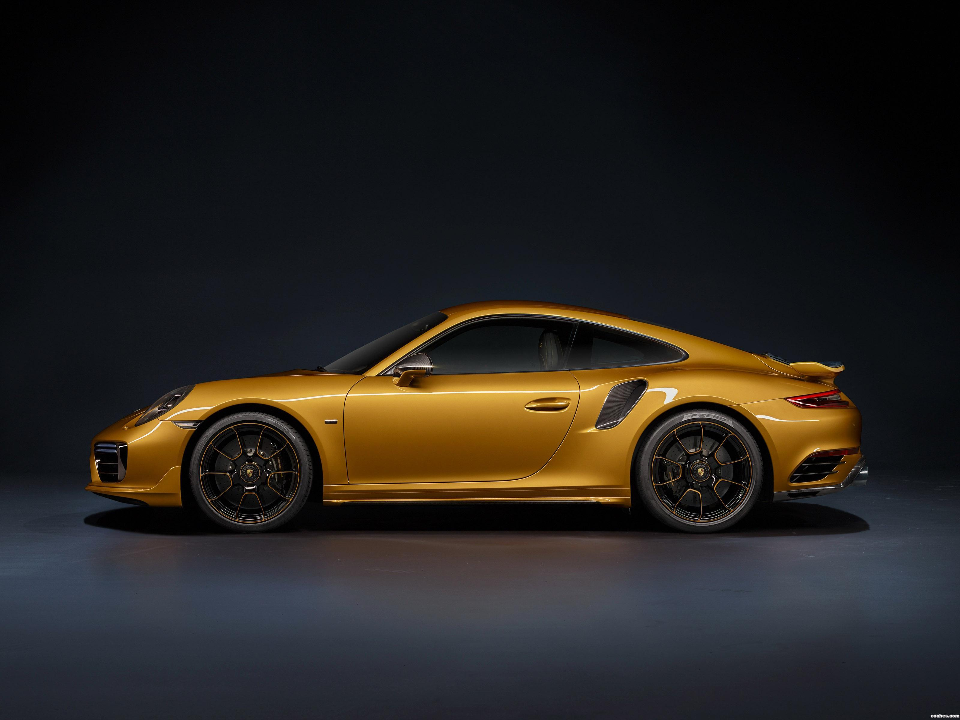 Foto 8 de Porsche  911 Turbo S Exclusive Series 991 2017