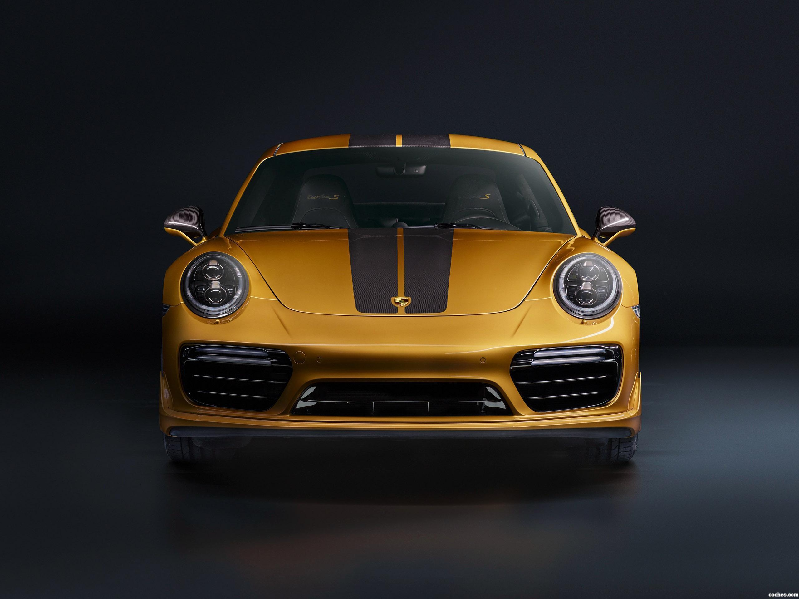 Foto 5 de Porsche  911 Turbo S Exclusive Series 991 2017