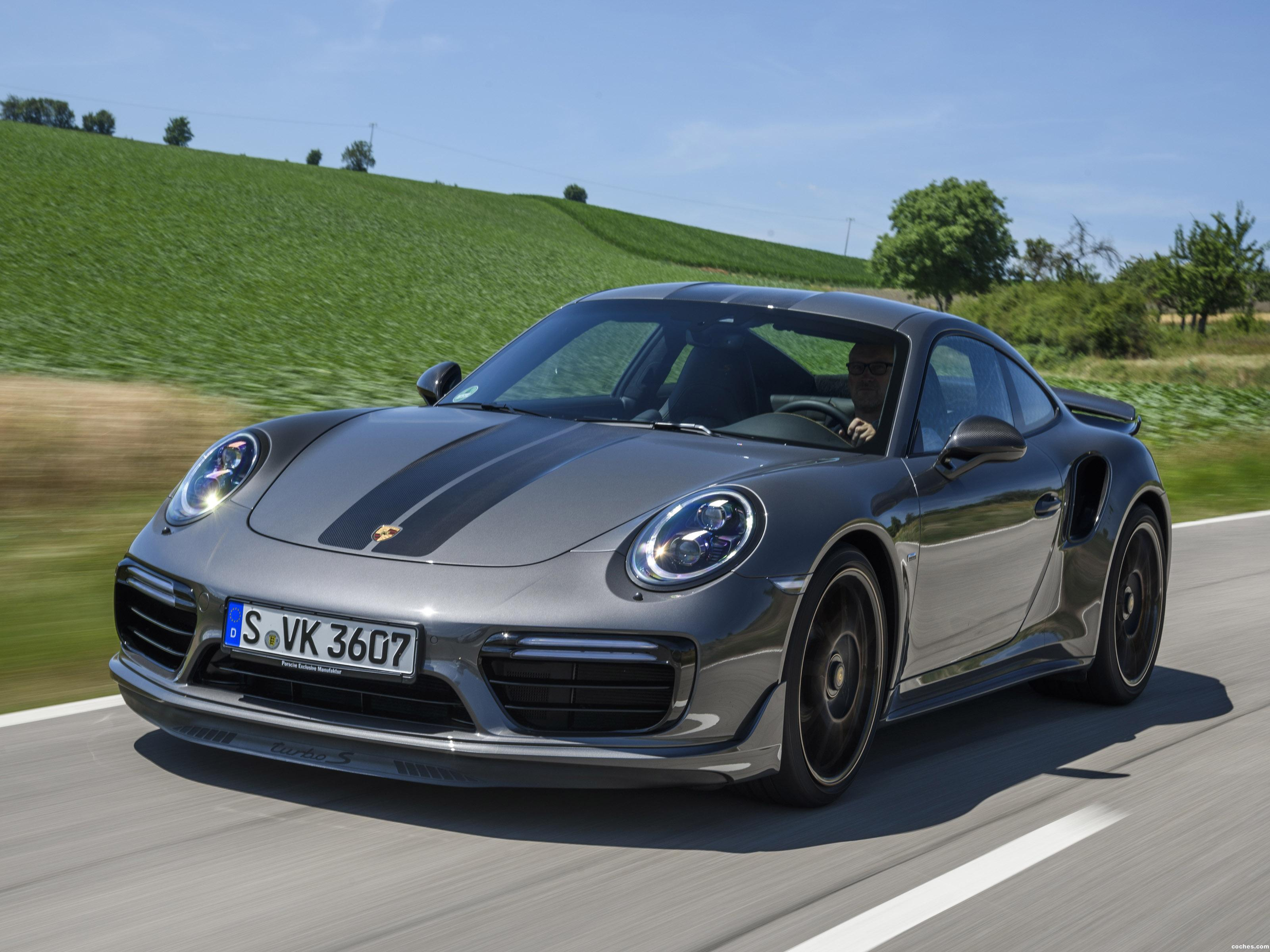 Foto 0 de Porsche  911 Turbo S Exclusive Series 991 2017