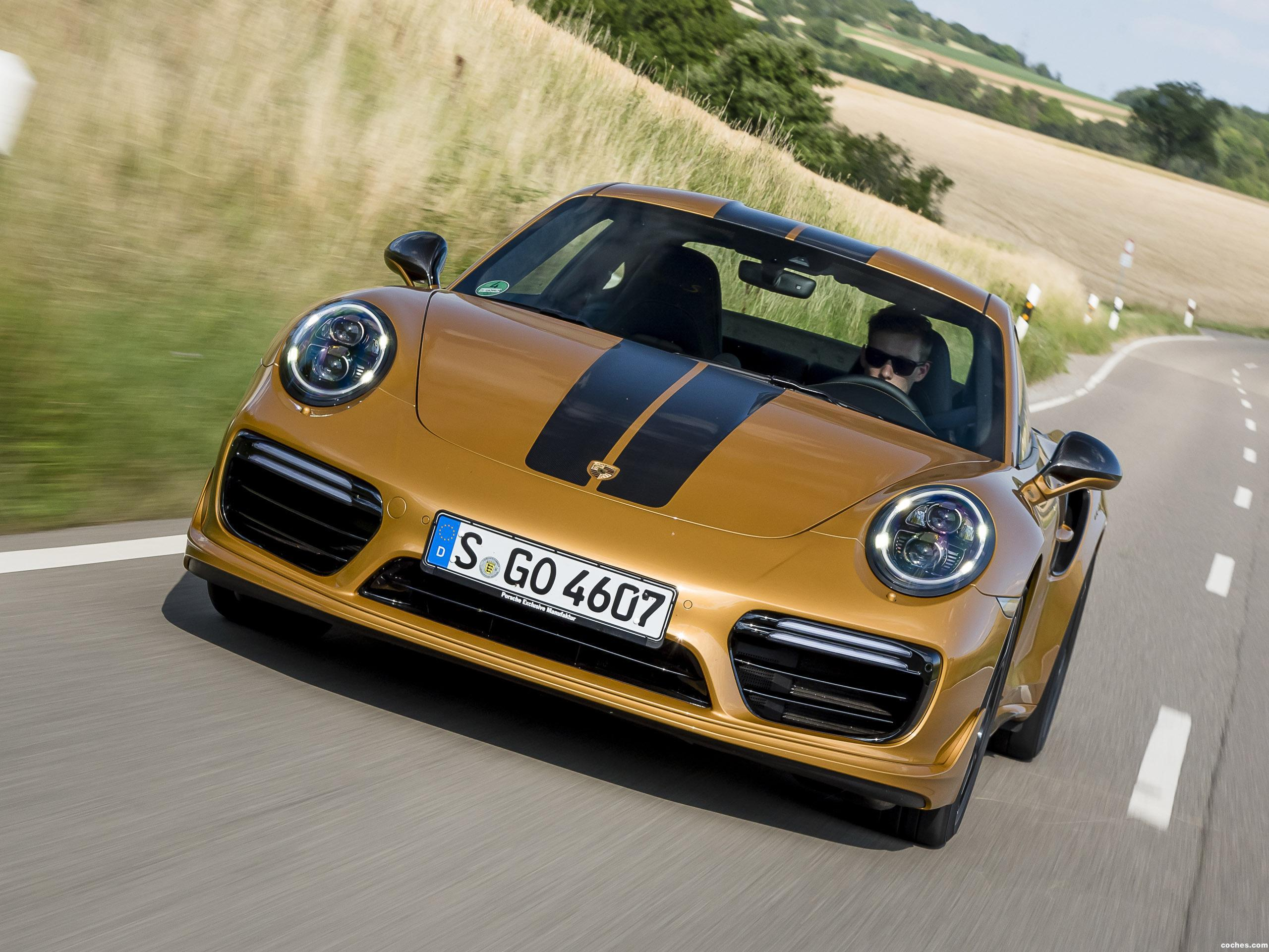 Foto 12 de Porsche  911 Turbo S Exclusive Series 991 2017