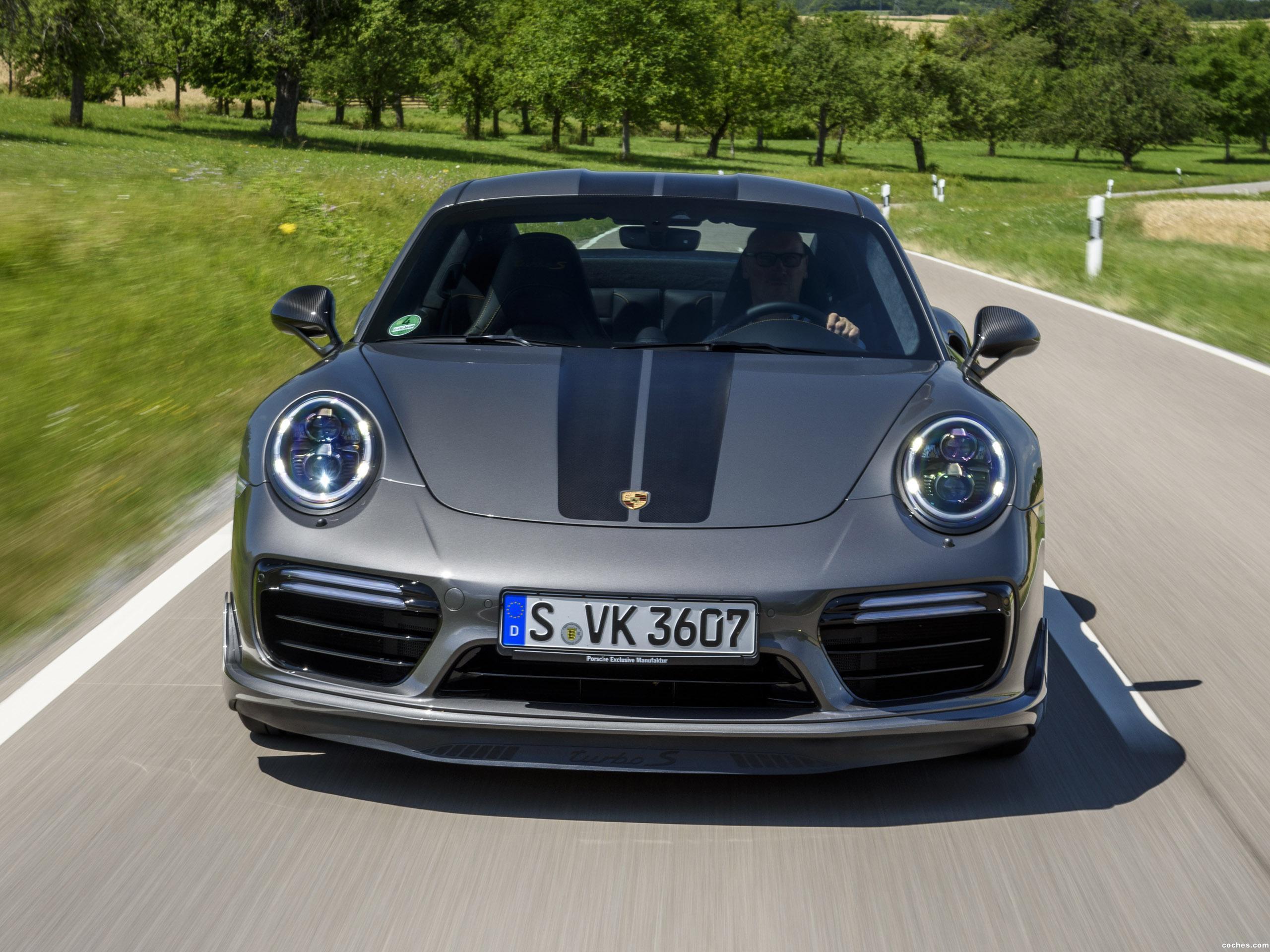 Foto 10 de Porsche  911 Turbo S Exclusive Series 991 2017