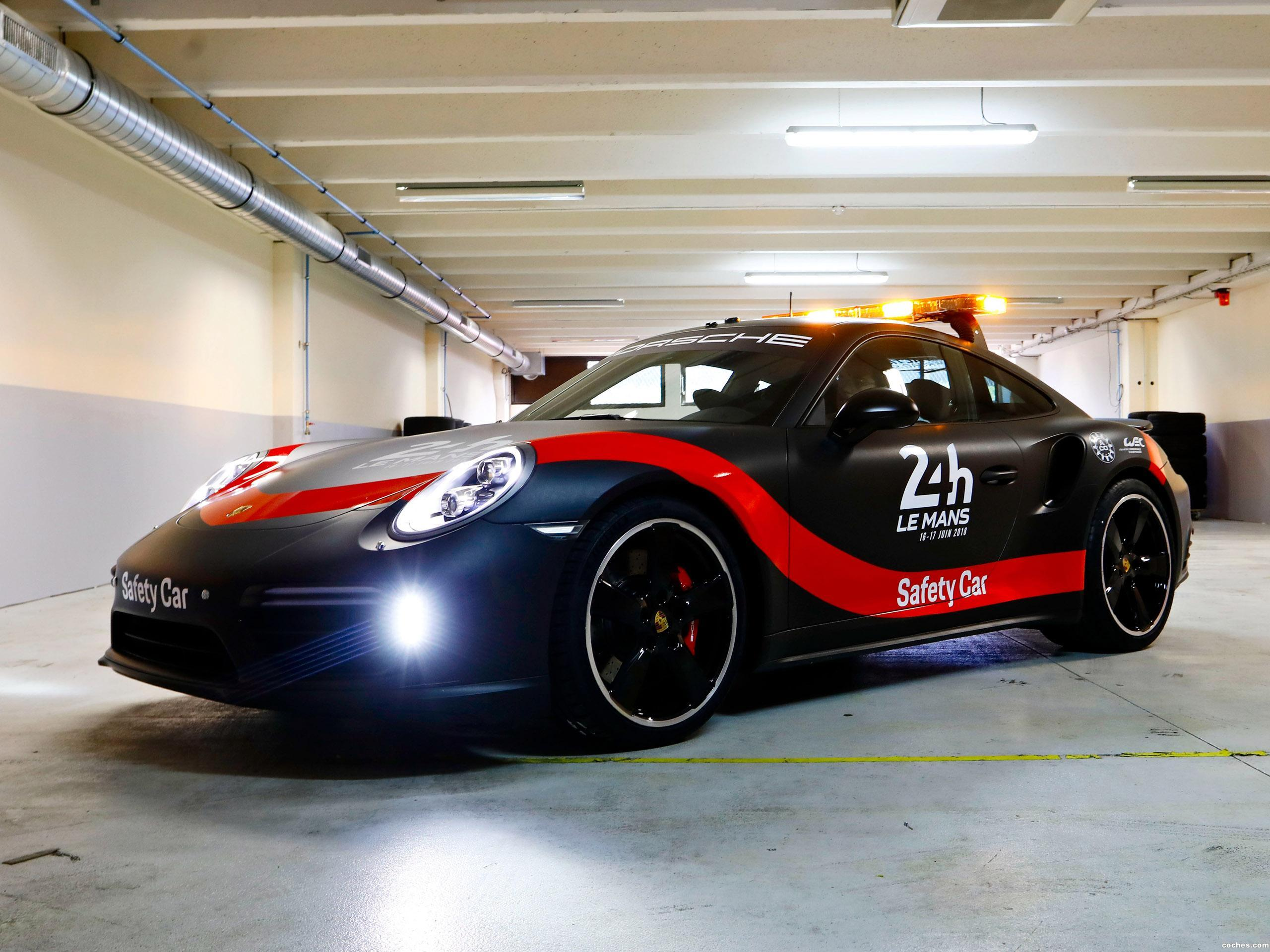 Foto 3 de Porsche 911 Turbo WEC Safety Car 991  2018