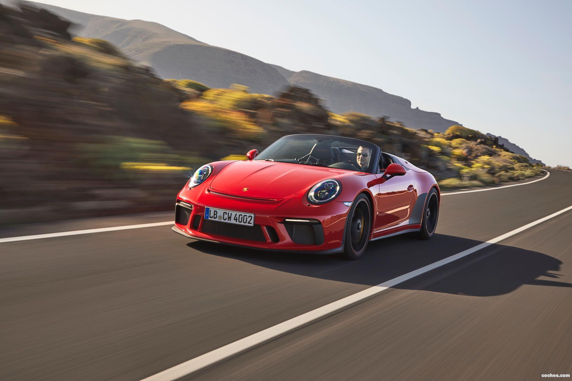 Foto 10 de Porsche 911 Speedster (991) 2019
