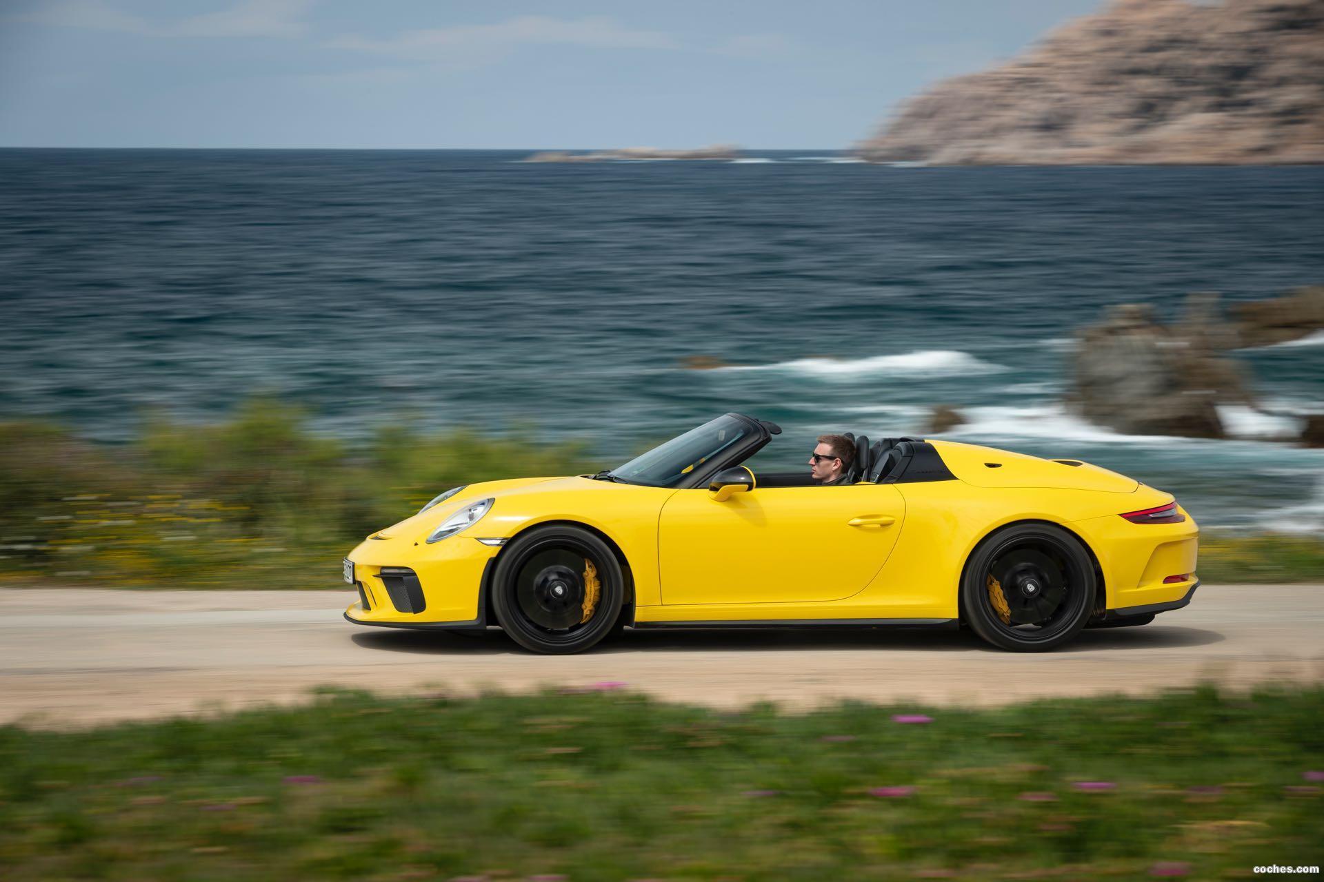 Foto 38 de Porsche 911 Speedster (991) 2019
