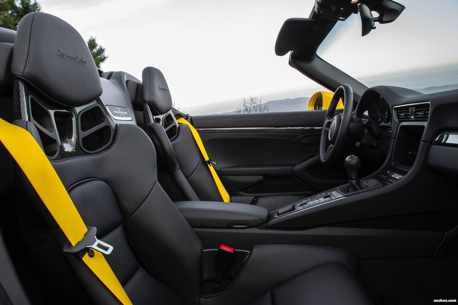 Foto 15 de Porsche 911 Speedster (991) 2019