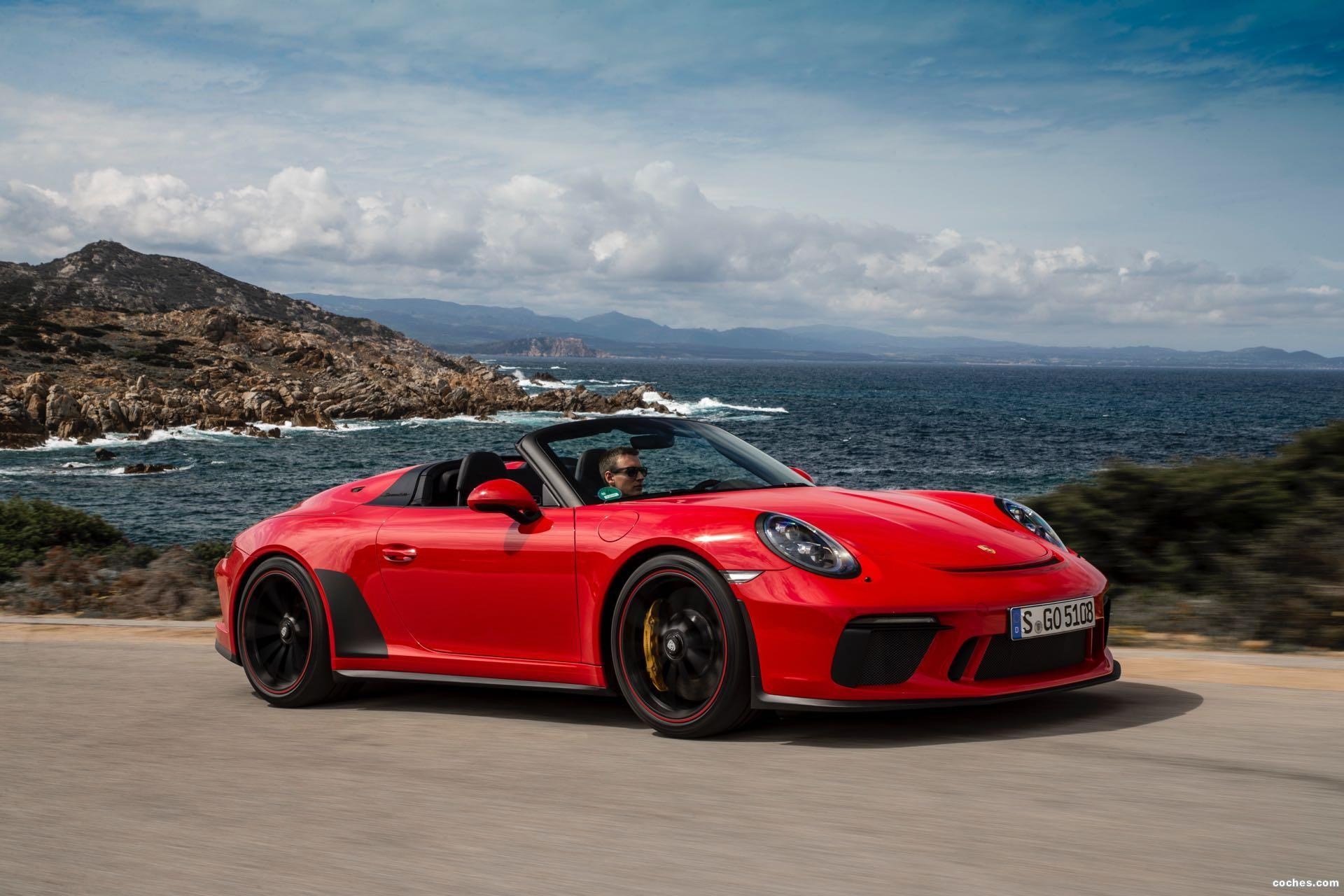 Foto 35 de Porsche 911 Speedster (991) 2019