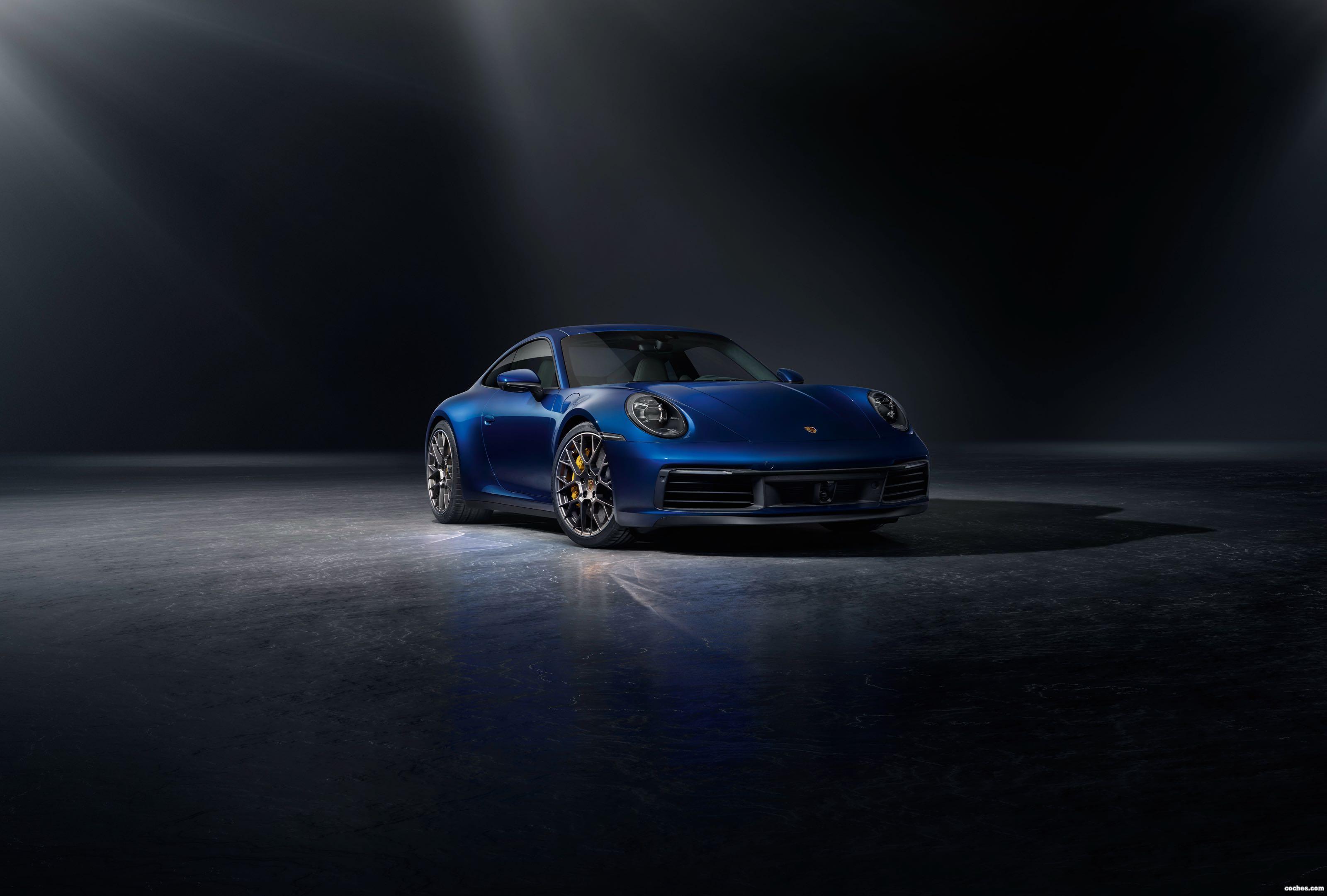 Foto 0 de Porsche 911 Carrera 4S (992) 2019
