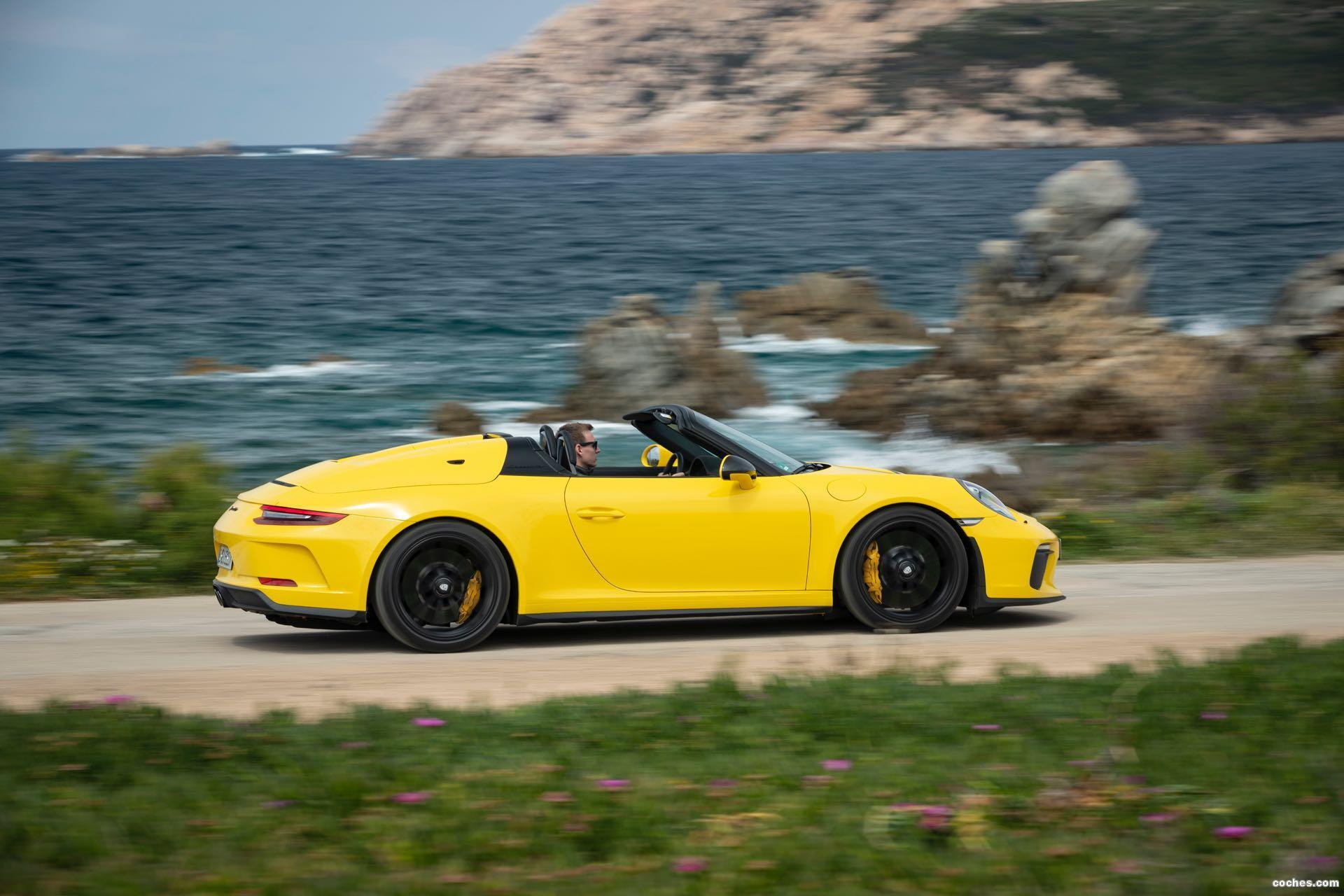 Foto 37 de Porsche 911 Speedster (991) 2019