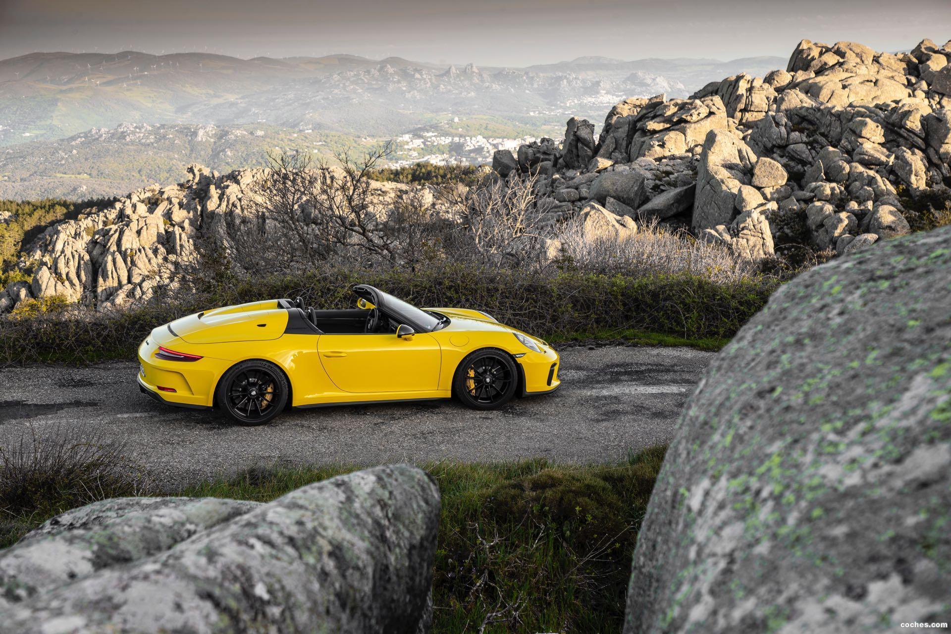 Foto 17 de Porsche 911 Speedster (991) 2019