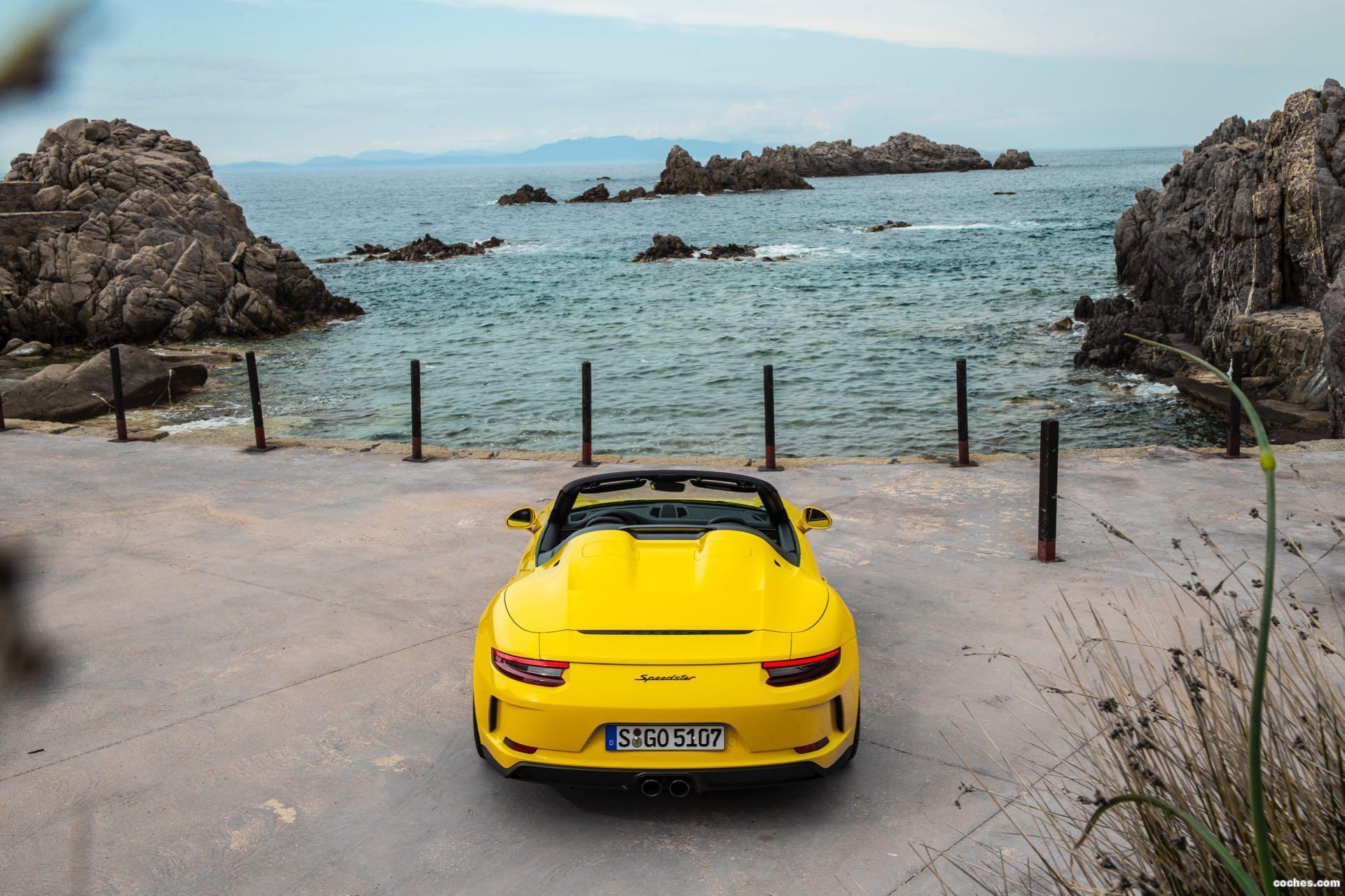 Foto 24 de Porsche 911 Speedster (991) 2019