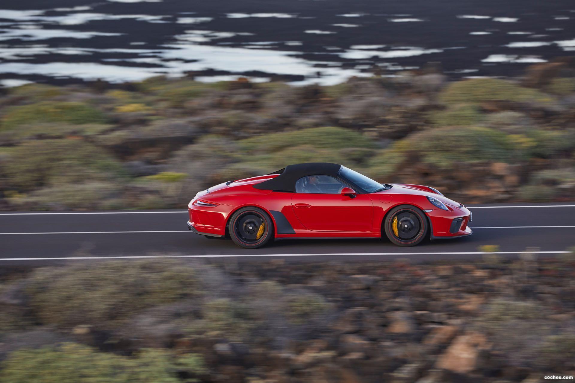 Foto 11 de Porsche 911 Speedster (991) 2019