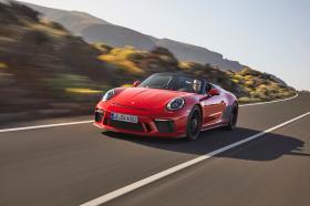 Ver foto 11 de Porsche 911 Speedster (991) 2019